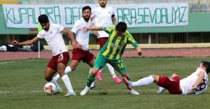 Bandırma-Urfa maçında son düdük çalındı