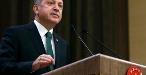 Erdoğan, Urfalı muhtarlara seslendi