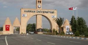 Harran Üniversitesinden flaş açıklama...