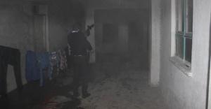 Urfa'da çıkan yangında 2 yaşındaki çocuk öldü