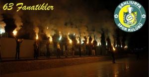 63 Fanatikler'den coşkulu kutlama