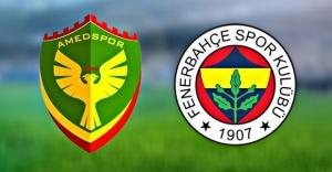Amedspor, Fenerbahçe maçı Urfa'da mı oynanacak?