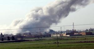 Tel Abyad'a büyük saldırı