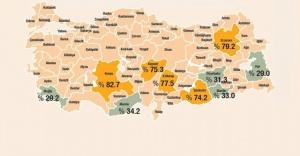 Urfa, AK Parti'yi sevindiriyor