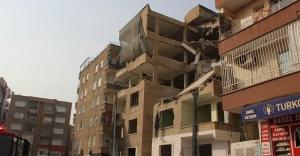 Urfada bina çöktü: Ölü ve yaralılar...