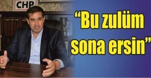 CHP'li Yazar'dan çağrı…