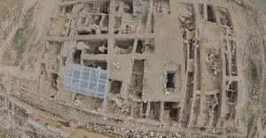 Tarihe ışık tutan kazı çalışması başladı
