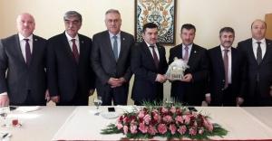 Urfa-Tacikistan köprüsü kurulacak