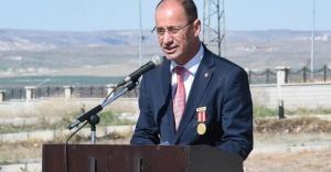 Urfa'da İstiklal Madalyası Sevinci