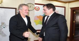 Vali Küçük'ten flaş Urfaspor açıklaması...