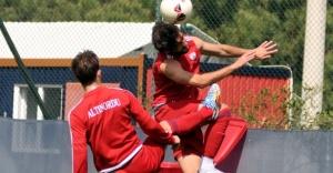 Altınorduspor, Urfa maçına hırslı hazırlanıyor