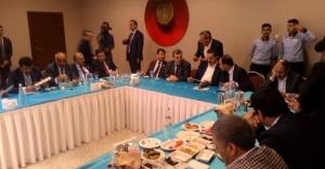 Bakanlar Kurulu öncesi kritik toplantı