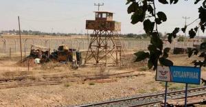 Ceylanpınar sınırında jandarmaya yakalandılar