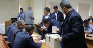 Eyyübiye meclisi, başkan vekilini seçti
