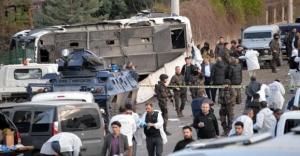 İşte Diyarbakır saldırısını üstlenen örgüt...