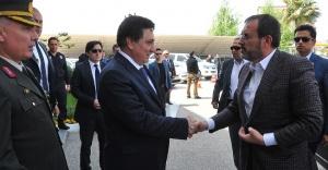Kültür Bakanı Urfa'da
