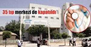Operasyon tıp merkezlerine sıçradı