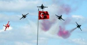 Türk Yıldızları Urfa'da gösteri yapacak