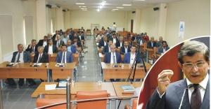 Urfa'da Davutoğlu için sürpriz karar