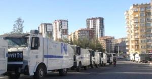Urfa'da olağanüstü güvenlik önlemleri alındı