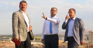 Çiftçi: Urfa'nın geleceğini planlıyoruz