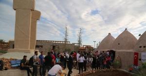 EXPO 2016'da Urfa rüzgarı esti