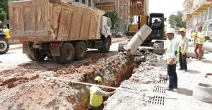 Hilvan'da altyapı sorunu çözüme kavuşuyor