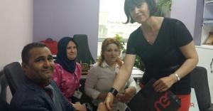 Şanmed, Engellileri unutmadı