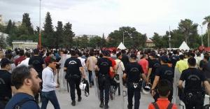 Suriyeliler Urfada gövde gösterisi...
