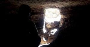 Tarihi mağaralar ortaya çıktı