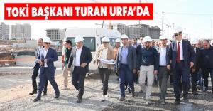 TOKİ'den Urfa'ya 2 Milyarlık Yatırım