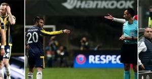 UEFA'dan Volkan Şen ve Alper Potuk'a ceza