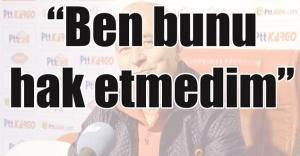Urfaspor'un eski hocası istifa etti
