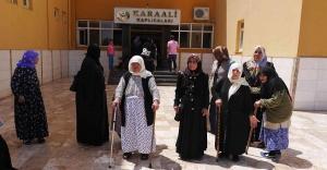 38 Kadın sağlık turuna götürüldü
