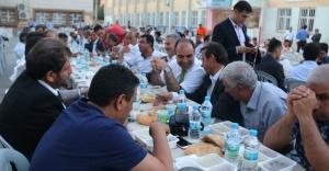Akçakaleliler iftar davetinde buluştu