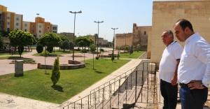 Çiftçi: Urfa'yı turizmin merkezi...