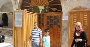 Hz. İbrahim mağarası yeniden ziyarete...