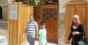 Hz. İbrahim Mağarası ziyarete kapatıldı