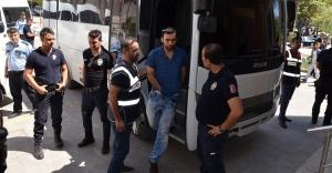 15 Polis adliyeye sevk edildi