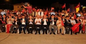 Demirkol: Salalar belaları def eyledi