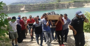 Gölette kaybolan gencin cesedine ulaşıldı