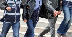 Siverek'te 4 polis tutuklandı