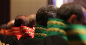Urfa'da hakim ve savcılara şok!