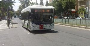 Urfa'da otobüsler ücretsiz oldu