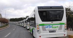 Urfa'da ulaşım 3 gün ücretsiz
