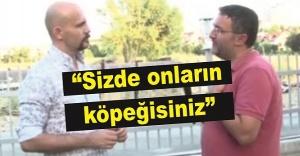 Atalay Demirci'nin Yüzüne Tükürdü
