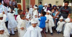 Gizemli işadamı 500 çocuğu sünnet ettirdi
