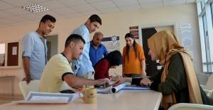 Harran Üniversitesinde kayıtlar başladı