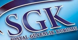 SGK'ya borcu olanlar dikkat!