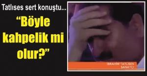 Tatlıses Yenikapı'da ağladı...